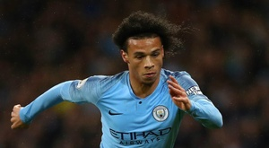 Flick on reports Bayern are back in for Man City winger Sane. Goal