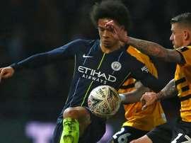 City remporte le match haut la main. Goal