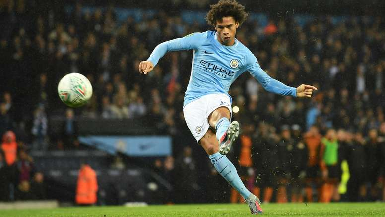 Sane rejected Liverpool before joining City. GOAL
