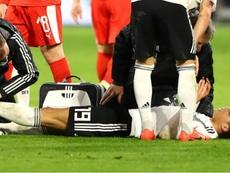 Low allays Sane injury fears