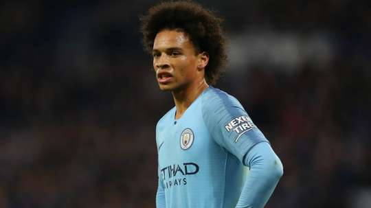 Bayern are prepared to give time for Sane to make a decision on his future. GOAL