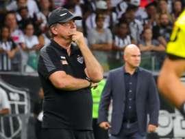 Atlético-MG continua sem treinador. Goal