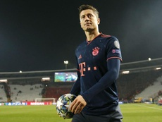 Coronavirus: Lewandowski follows Goretzka and Kimmich with donation. Goal