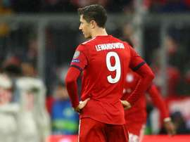 Bayern didn't attack enough - Lewandowski 'angry' after Champions League exit