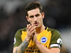 Brighton manager backs Dunk. GOAL