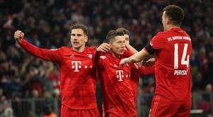 Le Bayern se débarrasse de Schalke et se rapproche de la tête. Goal