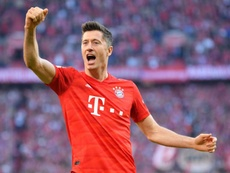 Only Messi and Ronaldo are playing at Lewandowski's level - Werner. GOAL
