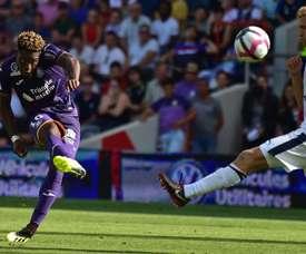 Iseka est ravi d'être à Toulouse. Goal