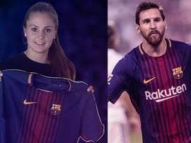 Barça quer dominar o futebol masculino e feminino. Goal