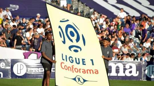La FFF croit toujours à la reprise du championnat. AFP