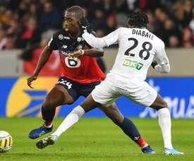 Liverpool sollicite Boubakary Soumaré. GOAL
