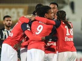 Lille revient à hauteur de Rennes, mais perd Osimhen !. GOAL