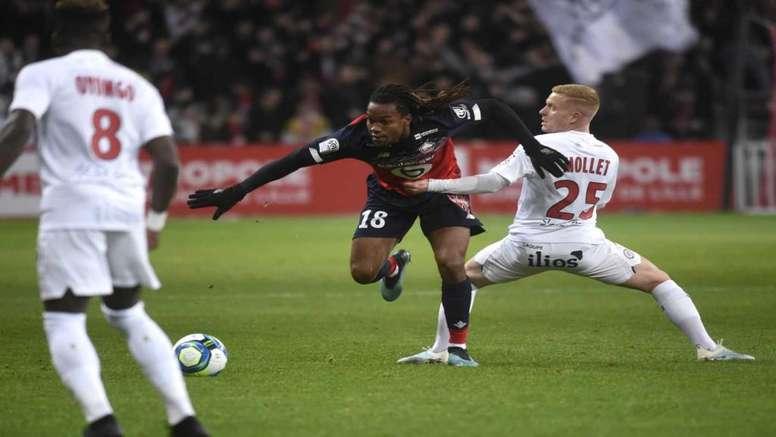 Lille-Montpellier 2-1, Le LOSC enchaîne. AFP