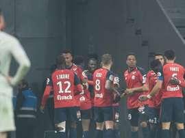 Lille explose le PSG, qui devra attendre pour être champion. Goal