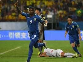 Imagens da nova pérola do Brasil, e do 'Fla', Lincoln. Goal