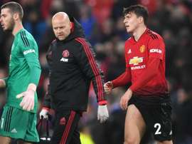 Lindelof 'showed desire' in 0-0 draw. GOAL