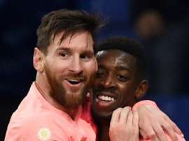 Busquets says Messi is by far the best in the world. GOAL