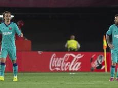 Granada-Barcellona 2-0: clamoroso ko dei catalani in Andalusia.