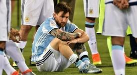 La Volpe opina sobre Messi na Seleção. Goal