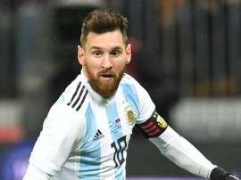 Argentina e Haiti defrontam-se nesta terça-feira. Goal