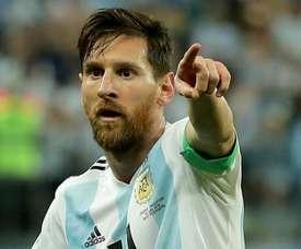 Messi, la menace argentine. Goal