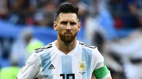 Zagueiro da Argentina na Copa da Rússia admite que aguarda retorno de Messi ao time. Goal