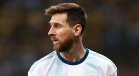 Simeone fait l'éloge de Messi. Goal