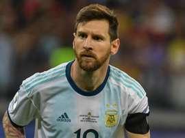 O presente que Messi ainda não recebeu na Argentina. Goal
