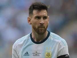 'O que Messi faz é exemplar'
