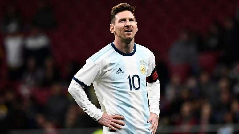 Sampaoli a évoqué le cas Messi en Argentine. Goal