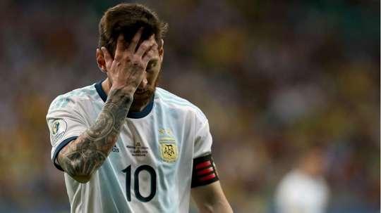 A repercussão do revés da Argentina. Goal