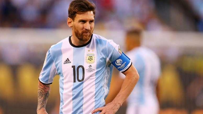 Messi na Copa América: jogos, gols e mais números do argentino. Goal