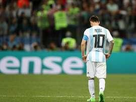 Messi, bientôt la retraite internationale ? Goal