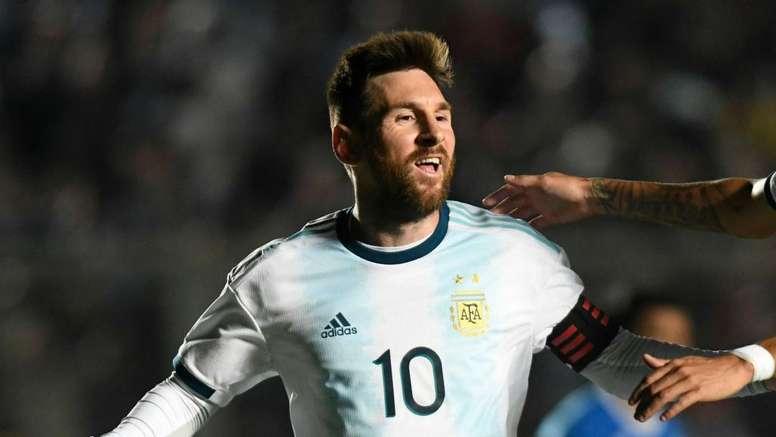 Argentina e Colômbia estreiam na Copa América. Goal
