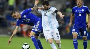 Lionel Messi Argentina.
