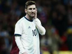 L'Argentine perd de l'argent. Goal