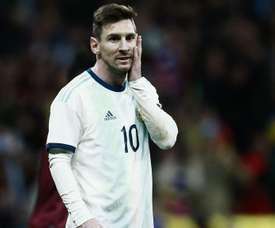Messi foi alvo de gozo pela derrota da Argentina. Goal