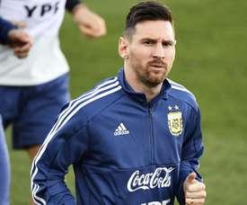 Messi annoncé titulaire pour son retour en sélection. Goal