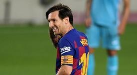 D'Amico veut attirer Lionel Messi dans son ancien club. GOAL