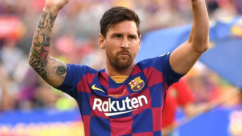 Messi infortunato: salterà la prima gara di Liga. GOAL