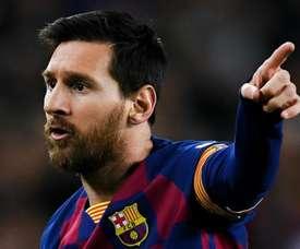 Rivaldo ne voit pas Messi à l'Inter. Goal