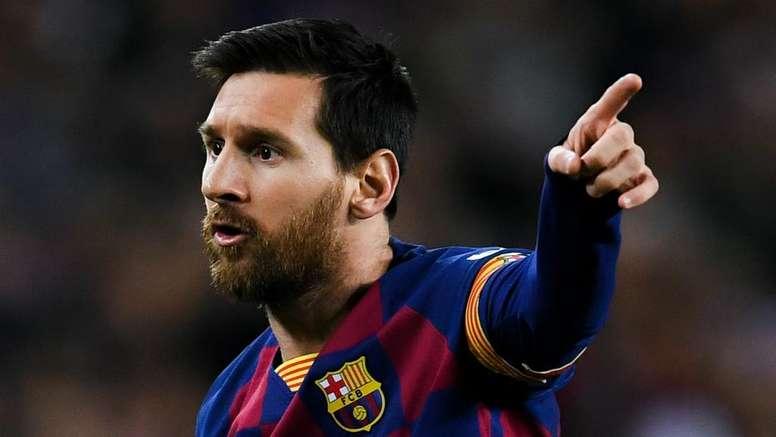Zambrotta non crede che Messi possa lasciare il Barcellona. Goal