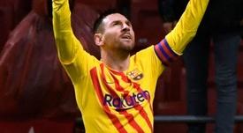 Barcellona, una statua di Messi a Madrid: insieme a quelle di Pelè, Maradona e Di Stefano