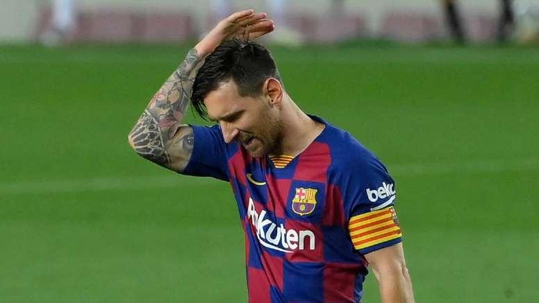 Barça corre contra o tempo para ter reservas na Champions. EFE