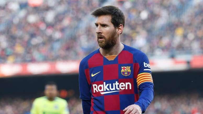 Messi vince il titolo di 'Sportivo dell'Anno' nel Laureus. GOAL