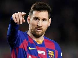 Messi nega desejo de sair do Barça. Goal