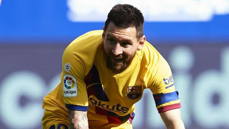 Hugo Gatti veut voir Messi au Real Madrid. Goal