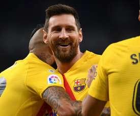 Mario Rui a la migraine en pensant à Messi. GOAL