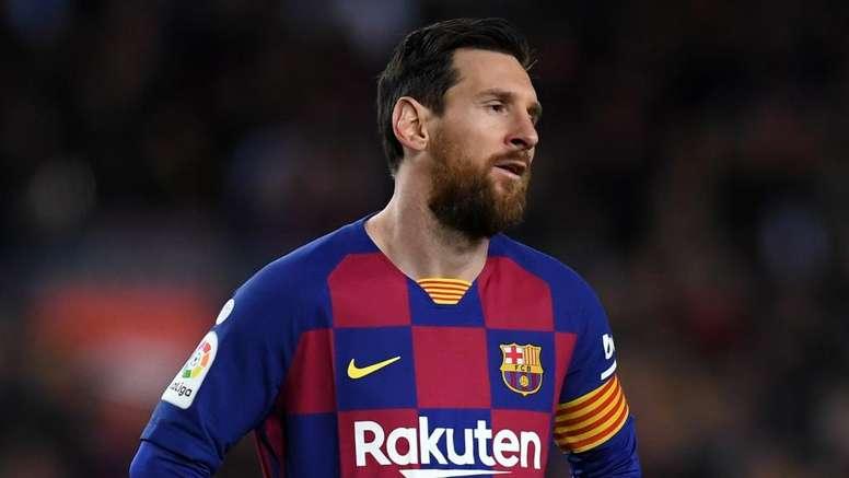 Covid-19 pode afetar a renovação de Messi com o Barcelona. Goal