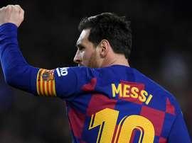 Messi a été proche de signer à Getafe. Goal